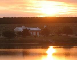 Pommegranate cottage Sunset 2