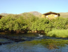 Die Vlei cottage and camp river 2- 2