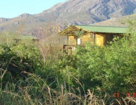 Die vlei Cottage and camp - cottage 2